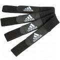 adidas Shin Guard Straps - Black