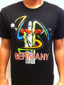 SIK Germany Tee - Black SD (2117)