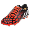 adidas JR Predator Instinct FG - Black/Solar Red