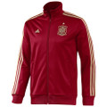 adidas Spain Track Jacket - Red/Gold (1917)