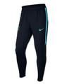 Nike Strike Tech Warm Up Pants - Black/Light Current Blue