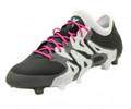 adidas X 15.2 FG/AG - White/Black/Pink RC
