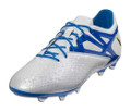 Adidas Messi 15.2 - True White/Prime Blue/Core Black RC (5317)