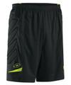 Milan SC Academy GK Shorts - Xara Classico - Black/Neon Green