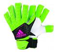 Adidas Ace Zones Fingersave Allround - Solar Green/Core Black/Shock Pink
