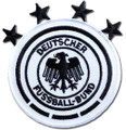 Germany Patch - White/Black