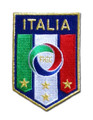 Italy Patch - Red/White/Green