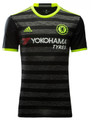 adidas Chelsea Away 16/17 Jersey - Black/Grey/Yellow