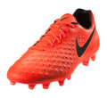 Nike Magista Opus II FG - Total Crimson/University Red/Bright Mango/Black (21017)