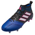 adidas Ace 17.1 Primeknit FG - Core Black/Ftwr White/Blue (32217)