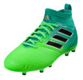 adidas ACE 17.3 FG J - Solar Green/Core Black (4817)