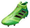 adidas ACE 17+ Purecontrol J - Solar Green/Core Black (4817)