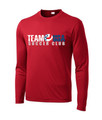 Team USA LS Coach's Tee - Red
