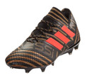 Adidas Nemeziz Messi 17.1 FG - Core Black/Solar Red/Tectile Gold Metallic (12217)