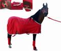 611 Horse Sheet - OPEN FRONT