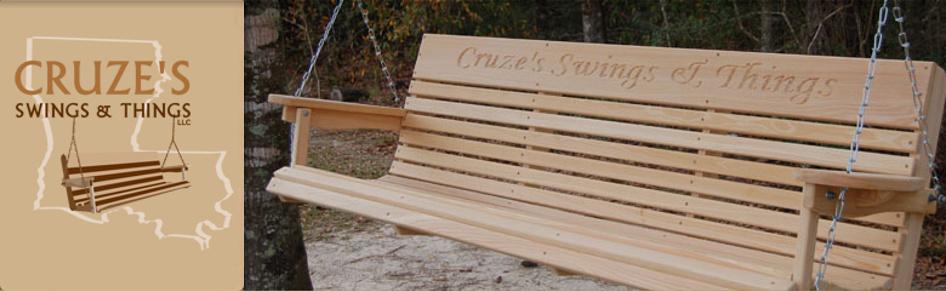 Cruze's Swings & Things - Swings & Things