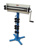 "Baileigh Bead Roller Machine, 18"" - BR-18M-18"