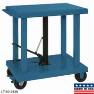Wesco Medium Duty Lift Tables