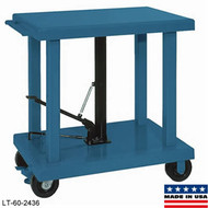 Wesco Heavy Duty Lift Tables