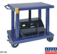 Wesco Powered Lift Tables