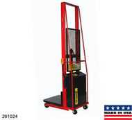 Wesco Platform Model Power Stackers
