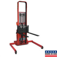 Wesco Fixed Platform Power Stackers
