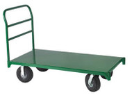 Wesco Steel Platform Trucks