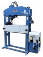 Baileigh Hydraulic Shop Press, 66 Ton - HSP-66M