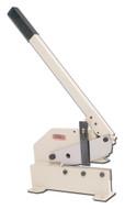 "Baileigh Bench Mounted Multi-Purpose Manual Sheet Metal Shear, 8"" blade - MPS-8G"