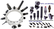 Accurate Contact Point Ring Gage Sets