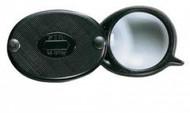 General Folding Pocket Magnifier 4X Single lens  - 533