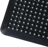 Pro-Safe Rubber Bubble Anti-Fatigue Matting