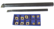 Precise Indexable Boring Bar Set