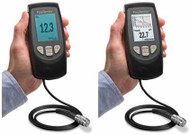 Defelsko PosiTector 6000 Coating Thickness Gages with NAS Probe