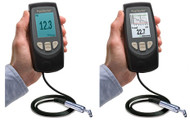 Defelsko PosiTector 6000 Coating Thickness Gages with N45S Probe