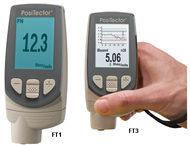 Defelsko PosiTector 6000 Coating Thickness Gages with FT Probe