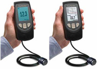 Defelsko PosiTector 6000 Coating Thickness Gages with FKS Probe