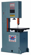 "Roll-In Saw Journeyman 20"" Economy Vertical Band Saw JE1320"