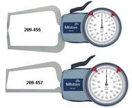 Mitutoyo Dial Caliper Gages External Measurement Type - Series 209