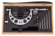 SPI Electronic Interchangeable Anvil Micrometers
