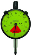 Mitutoyo Dial Indicator 2971TB with Range 0.5mm - 10-697-1