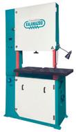 """Clausing Kalamazoo 14"""" x 40"""" Large Capacity Vertical Bandsaws"""