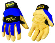 Steiner ironFlex Ultimate Goat Grain Leather Work Gloves