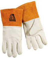 Steiner Premium and Industrial Grain Cowhide MIG Welding Gloves