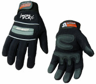Steiner ironFlex Deluxe Synthetic Leather Palm Work Gloves