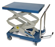 Baileigh Double Height Lifting Table - B-CARTX2