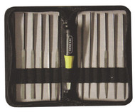 General 12 Piece Swiss Pattern Needle File Set - 707475