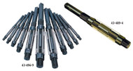 HSS Adjustable Blade Reamers & Reamer Sets