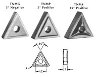 Aloris Carbide Triangle Inserts