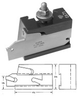 Aloris Adjustable Cut-Off & Groove Holder